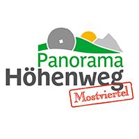 Logo vom Panorama Höhenweg Mostviertel