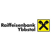 Logo der Raiffeisenbank Ybbstal