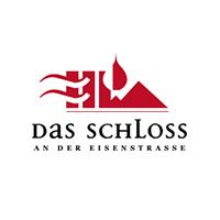 Logo vom Schloss an der Eisenstraße