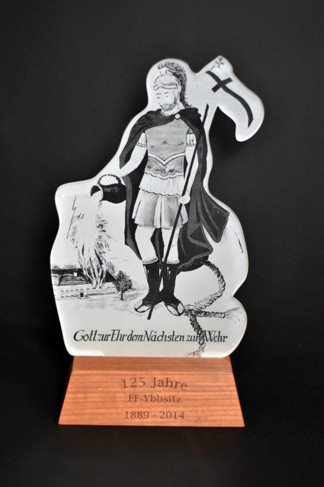 Auszeichnung für die freiwillige Feuerwehr Ybbsitz